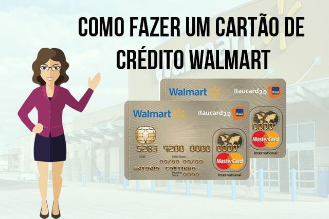 Cartão de Crédito Walmart