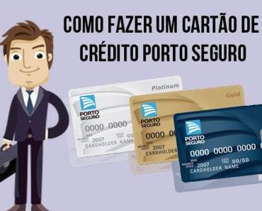 Cartão de Crédito sem Anuidade Porto Seguro
