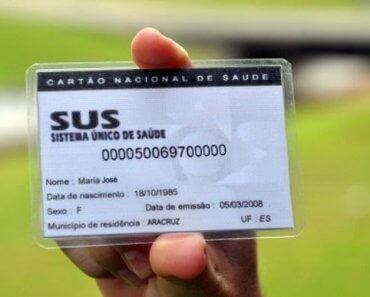 Cartão do SUS: saiba como imprimir o cartão!