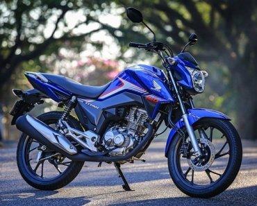 Honda CG 160 - Simule Online o Financiamento!