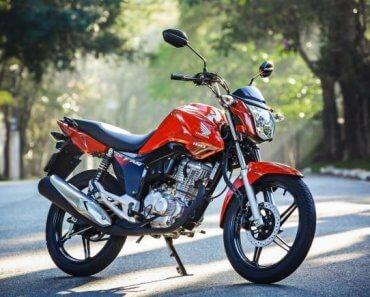 Honda CG 160 - Financie a sua!
