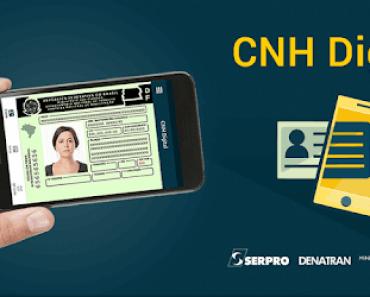 Descubra Como Cadastrar a sua CNH Digital