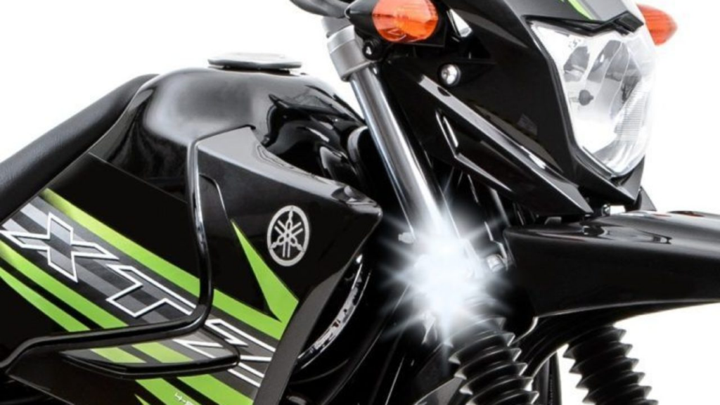 Financiar uma moto