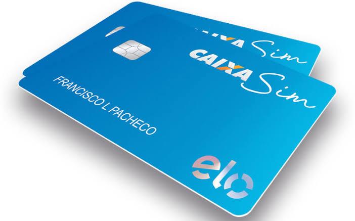 Cartão Caixa SIM