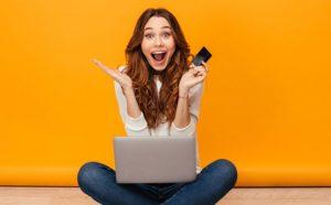 Benefícios de ter um cartão de crédito
